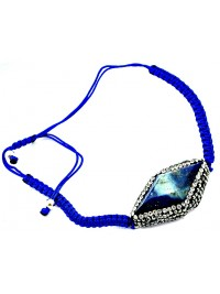 Shambala Blue Triangle