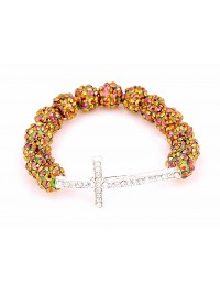 Pulseira Color Cross